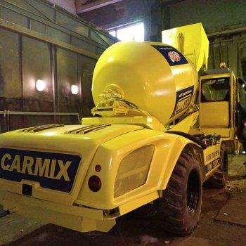 Техника б/у — Carmix 3500TC
